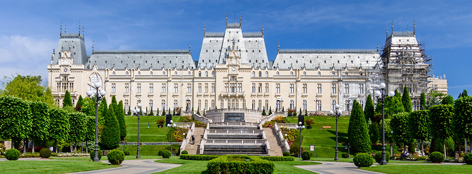 Iasi, the City of the Seven Hills