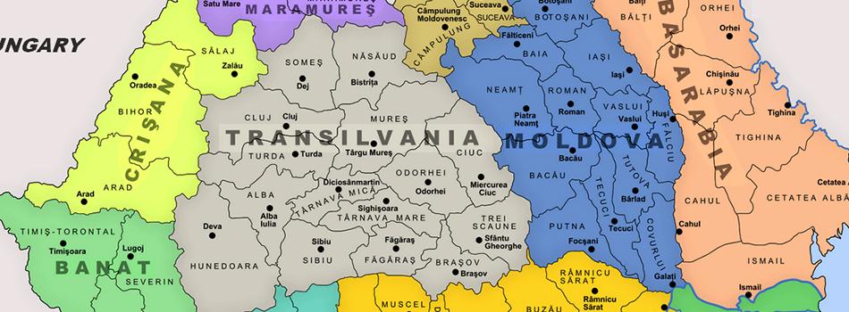 The Moldova & Bucovina Region